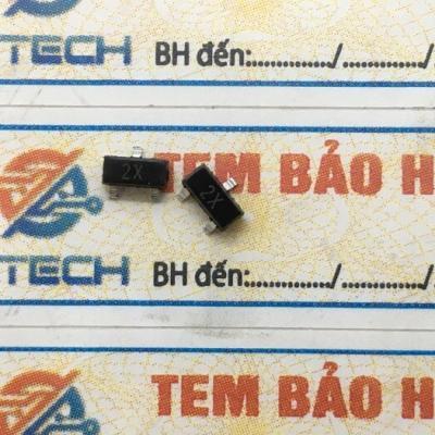 MMBT4401 (2X) Transistor NPN 0.6A/60V SOT-23