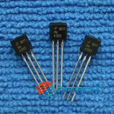 4393, PN4393 Transistor Trường Kênh N 30V/50mA TO-92