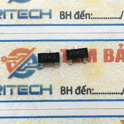 BAS40-06 kí hiệu 46W Dual Schottky Diodes 200mA 40V Sot-23