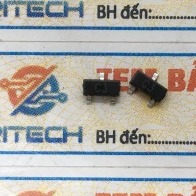 1SS226 (C3) Toshiba Diode High Speed 80V 100mA SOT-23