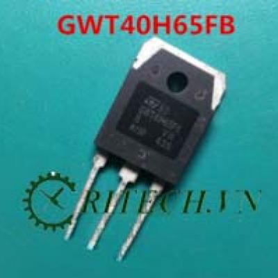 GWT40H65FB IGBT 20A 650V TO-247