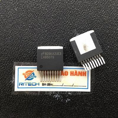 L4950TS, LM4950TS Audio Power Amplifier TO263