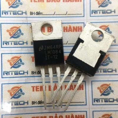LM1084IT-12, LT1084-12 IC nguồn TO-220