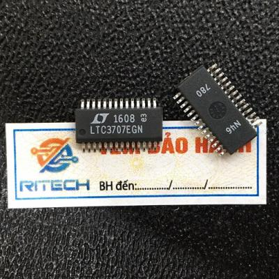 LTC3707EGN, LTC3707 SSOP28 Synchronous Step-Down Switching Regulator