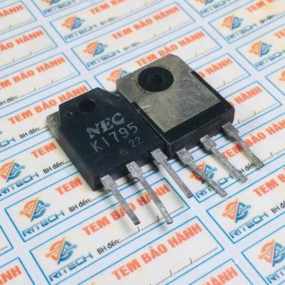 K1795 2SK1795 TO-3P MOSFET Bóng Bán Dẫn 8A 900V tháo máy