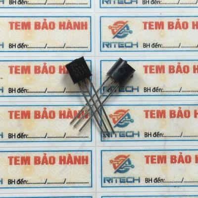 2N5551 Transistor NPN 0.6A/160V TO-92