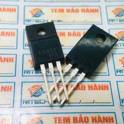 2SA2022, A2022 Transistor TO-220F