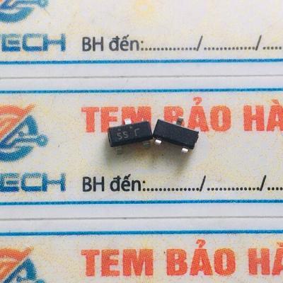 BSS138 kí hiệu SS 50V/0.22A MOSFET N SOT23-3