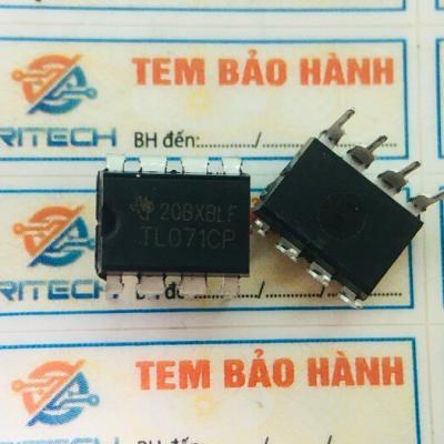 TL071CN, TL071CP DIP-8