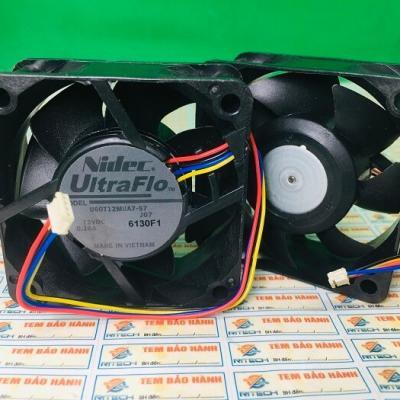 U60T12MUA7-57 12VDC 0.16A kích thước 60mm x 25mm