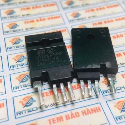 STC03DE170HP C03DE170HP Mosfet Transistor 3A 1700V hàng nhập khẩu