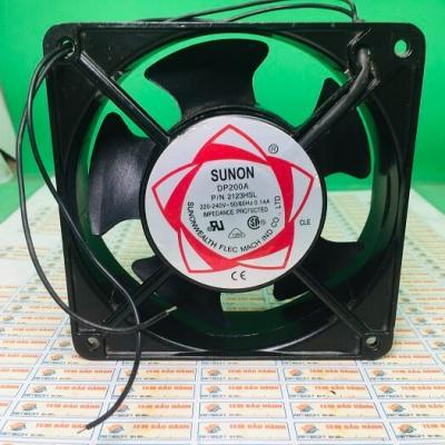 Quạt Sunon DP200A 2123HSL 220V 0.14A kích thước 120x120x38mm