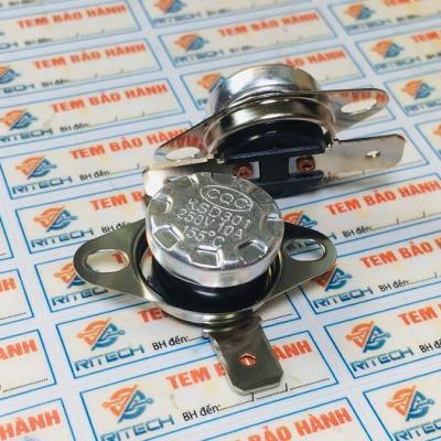 Relay nhiệt KSD301 155 độ 10A 250V thường đóng