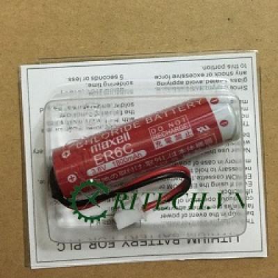 Pin Maxell ER6C 3.6V 1800mAh cho PLC FX2N/1N