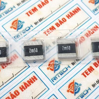 LR2725-24R0025F1 2725 0.0025R 4W 1% Trở Dán 2m50
