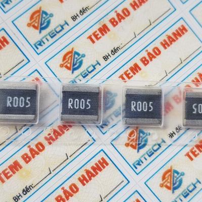 LR2728-24R005F1 2728 0.005R 4W 1% R005 5M