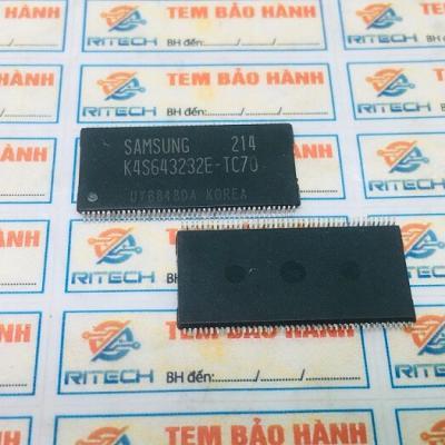 K4S643232E-TC70 SDram 64Mb của Samsung TSSOP-86